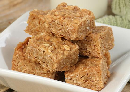 Рецепт овсяного печенья без выпечки