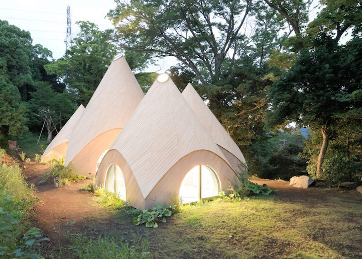 Джикка, Jikka, дом престарелых в Японии