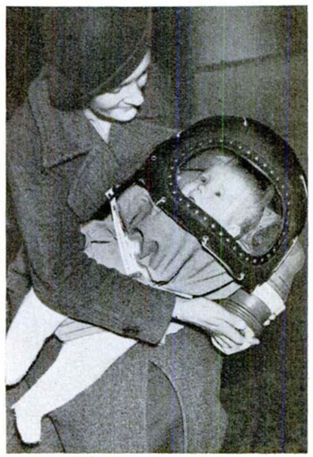Противогаз для ребёнка