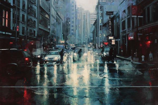 Гармоничные картины Линдси Кустуш