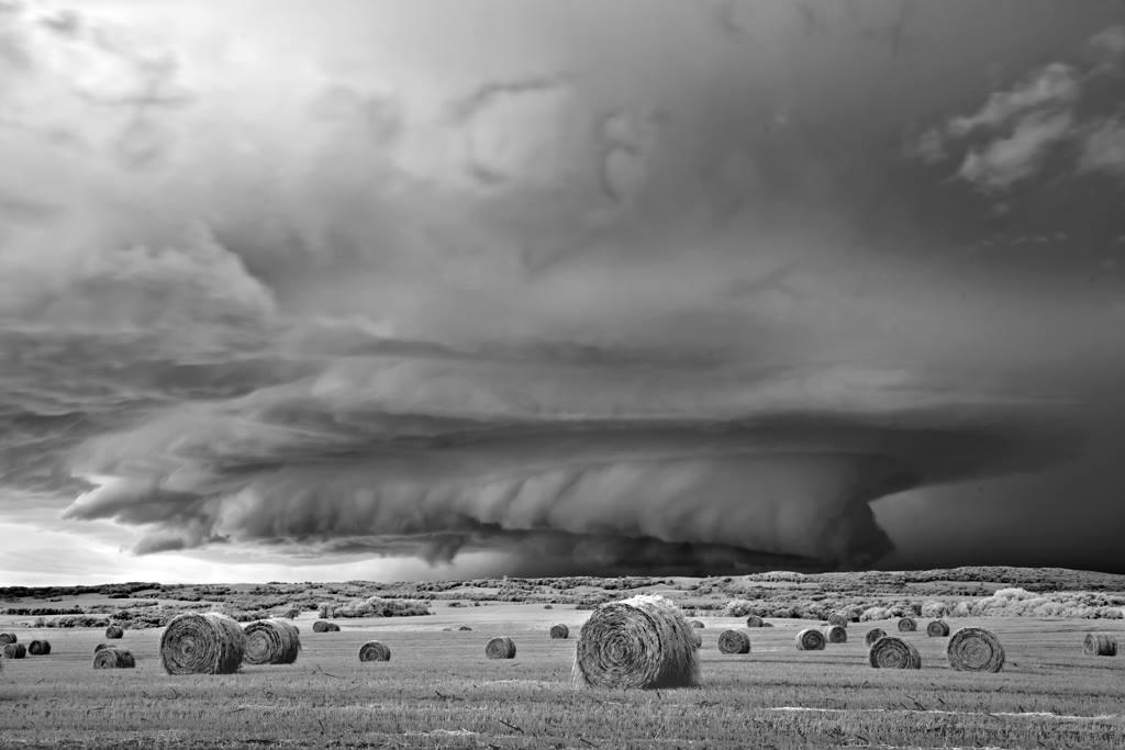 фотографии ураганов, Митч Добраунер, Mitch Dobrowner
