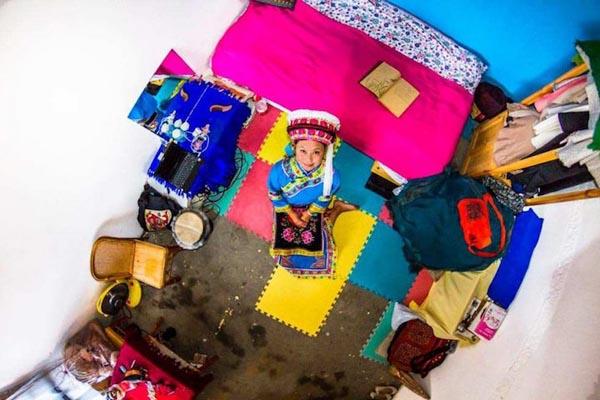 Многообразие молодежных комнат со всего мира в проекте «My Room Project»