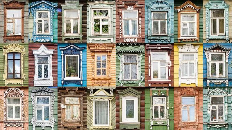 российские наличники, фотограф, Иван Хафизов