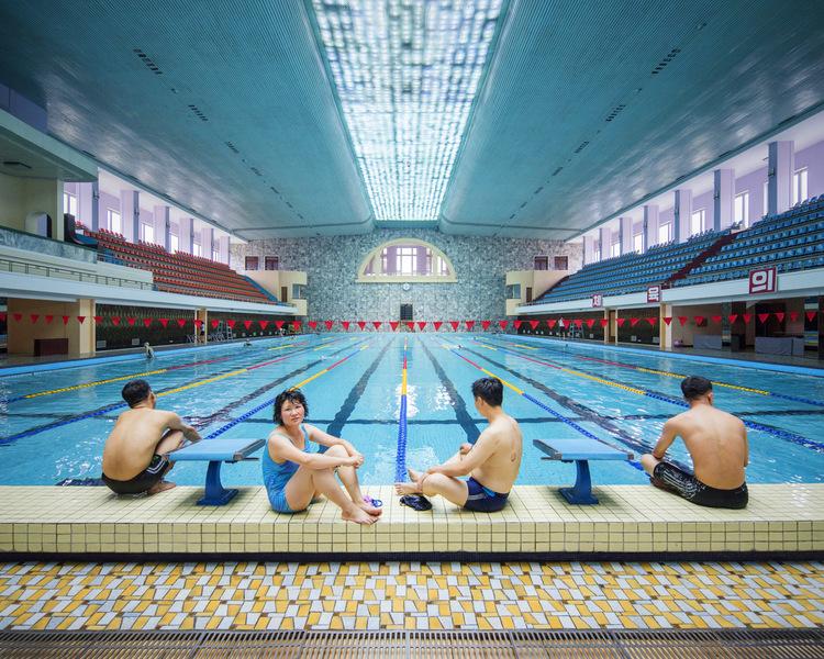 Фотографии Пхеньяна, Рафаэля Оливьера, Raphael Olivier