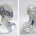 Креативные скульптуры Джульетты Кловис