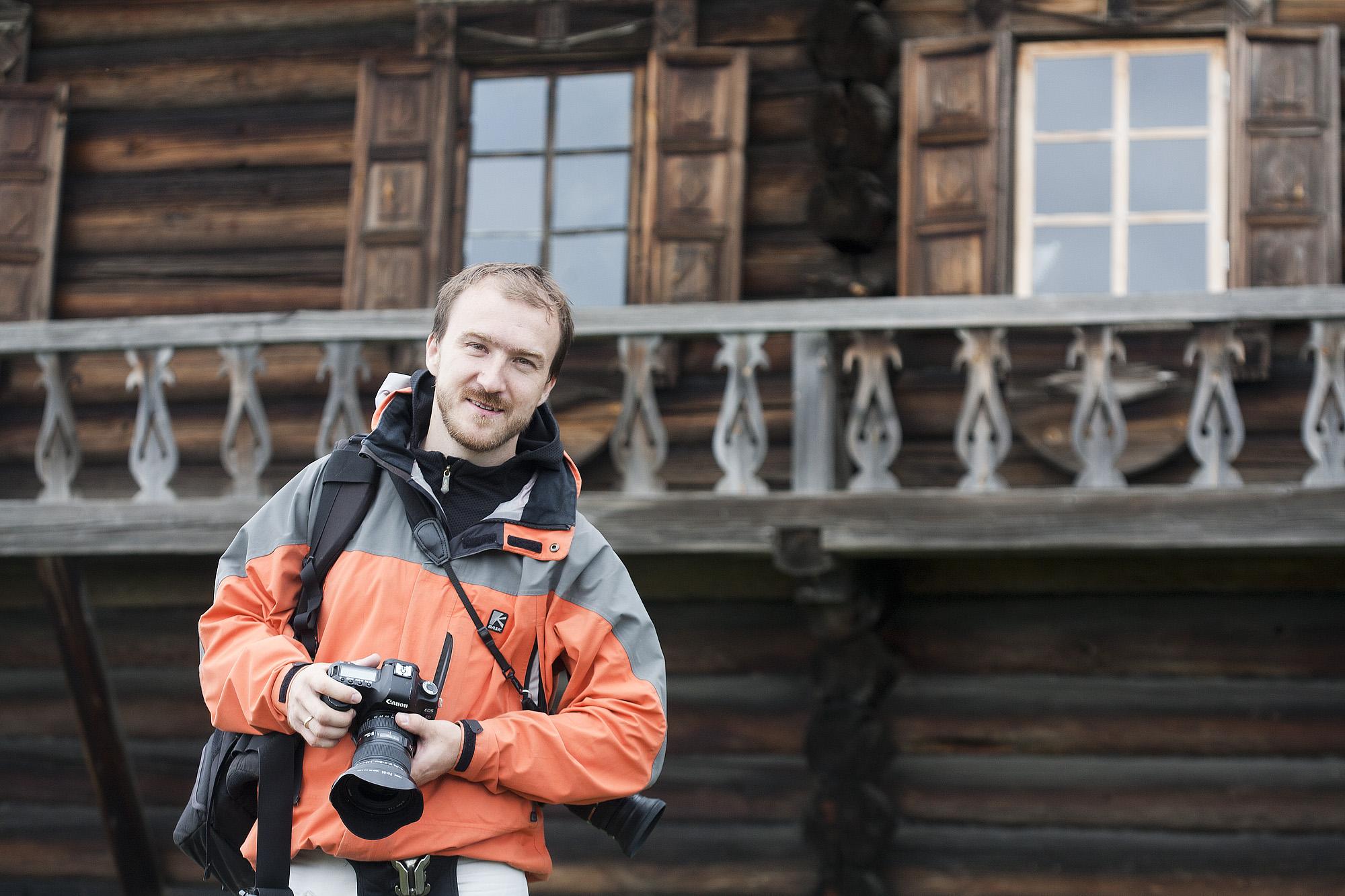 Фотограф Иван Хафизов