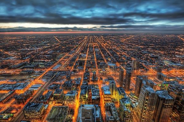 6000 лет мировой урбанизации в 3-х минутном видео
