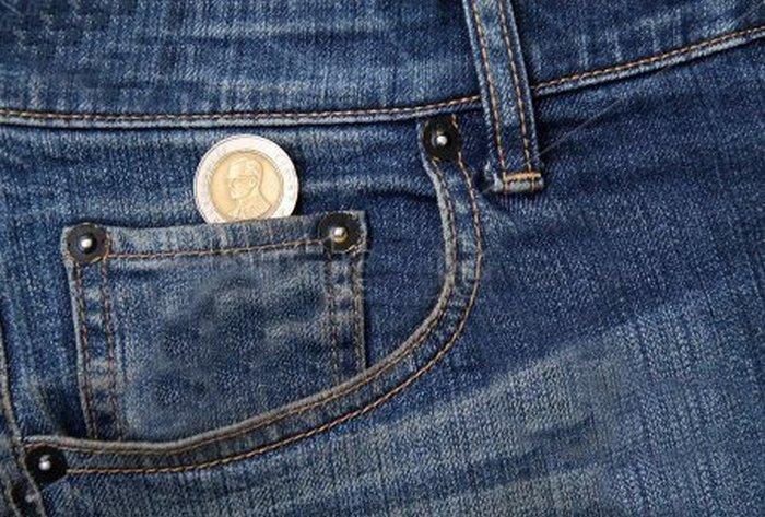 Зачем нужен маленький карманчик на джинсах?