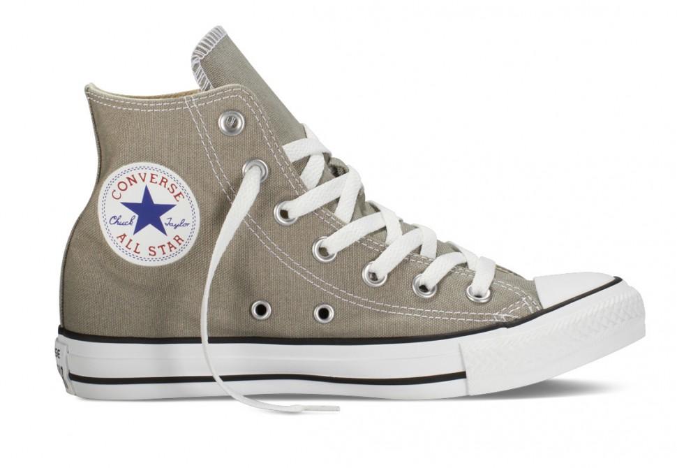 Зачем эти отверстия на кедах Converse?