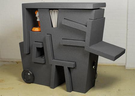 Портативная мебель, дизайнеркая креативная мебель