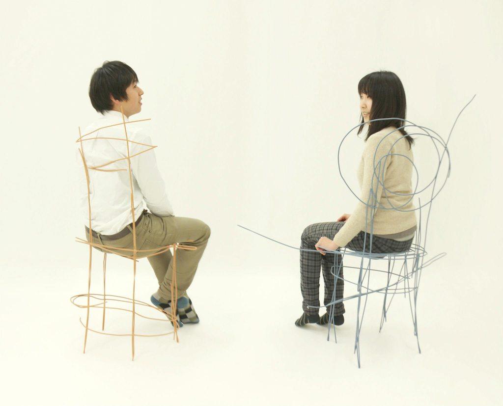 Мебель-скетч, дизайнеркая креативная мебель