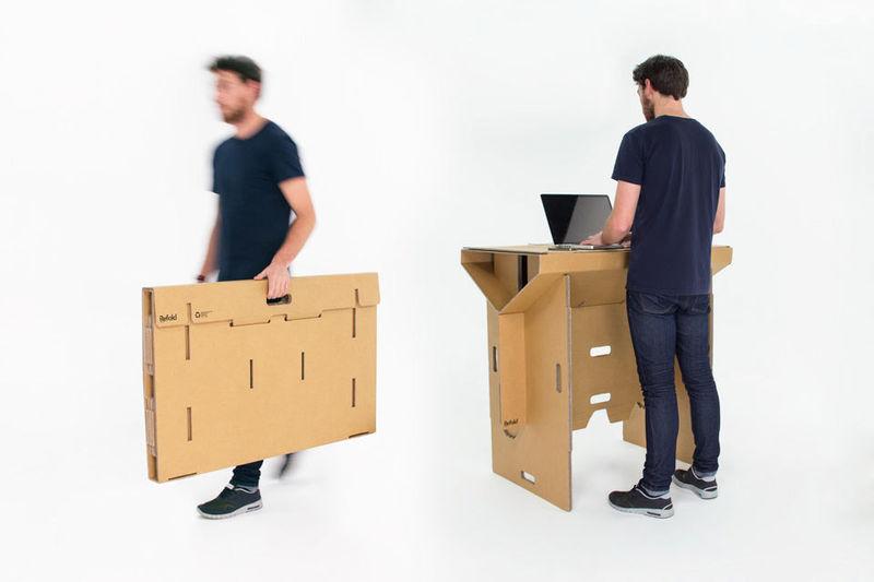 Картонная мебель, дизайнеркая креативная мебель