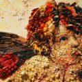 Необыкновенные произведения из тысяч мелких деталей от Джейн Перкинс