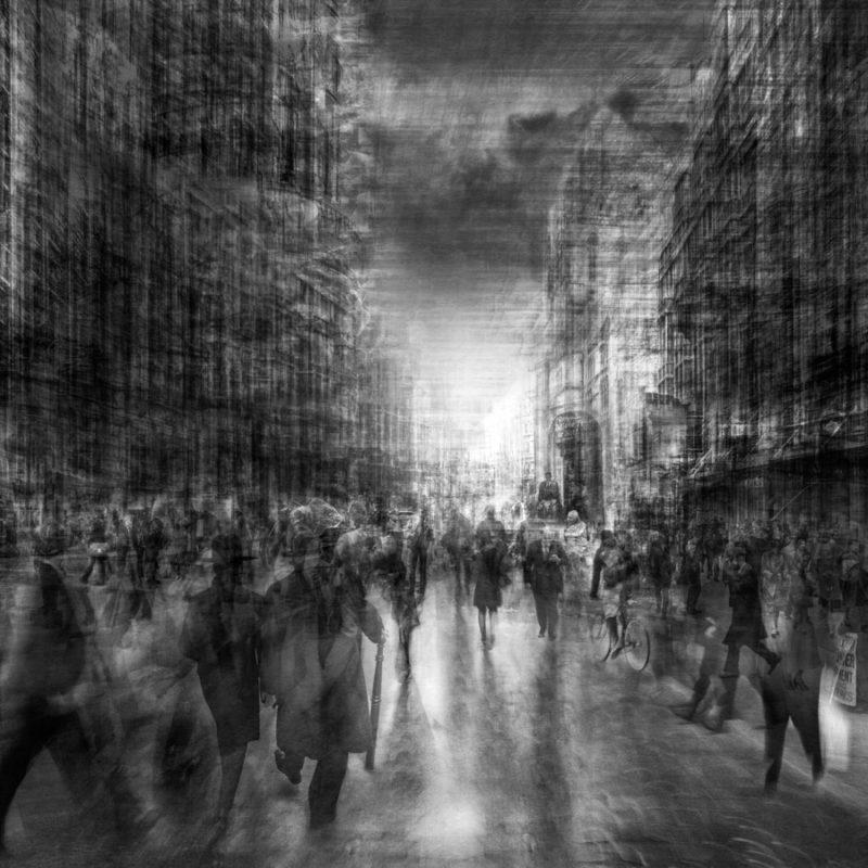 фотограф, объединяет снимки, иллюзия рисунка, Грант Легассик, Grant Legassick