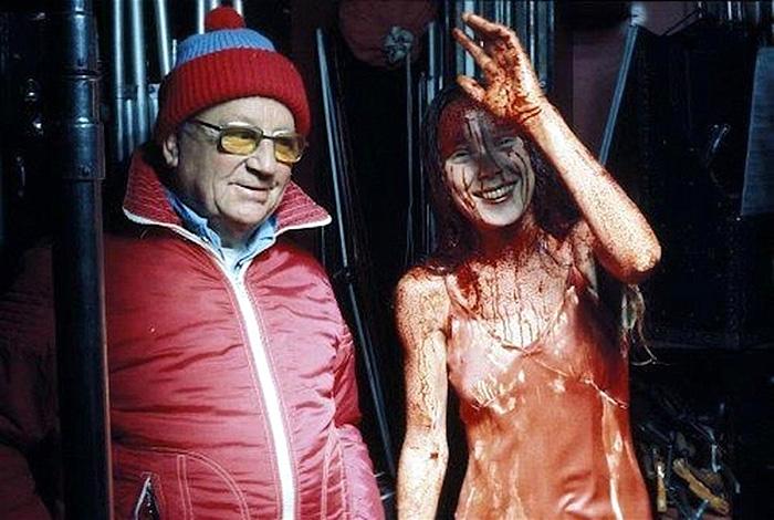 За кадром культовых фильмов ужасов