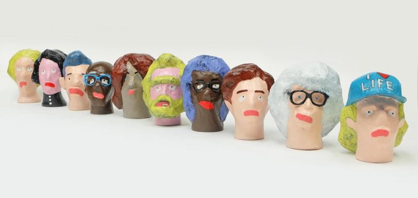 скульптуры, Алан Фирс, Alan Fears