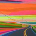 Сочные пейзажи Америки от Гранта Хэффнера