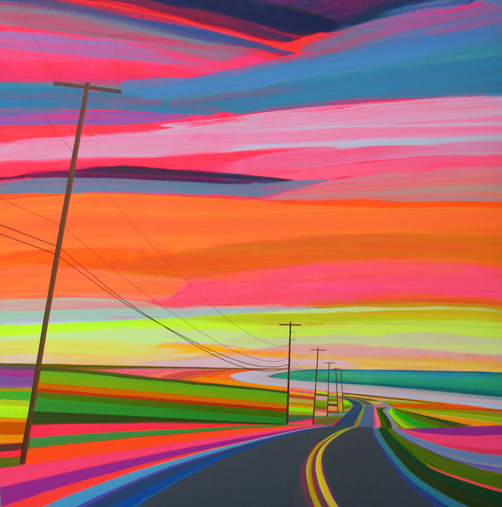 пейзажи Америки, Грант Хэффнер, Grant Haffner
