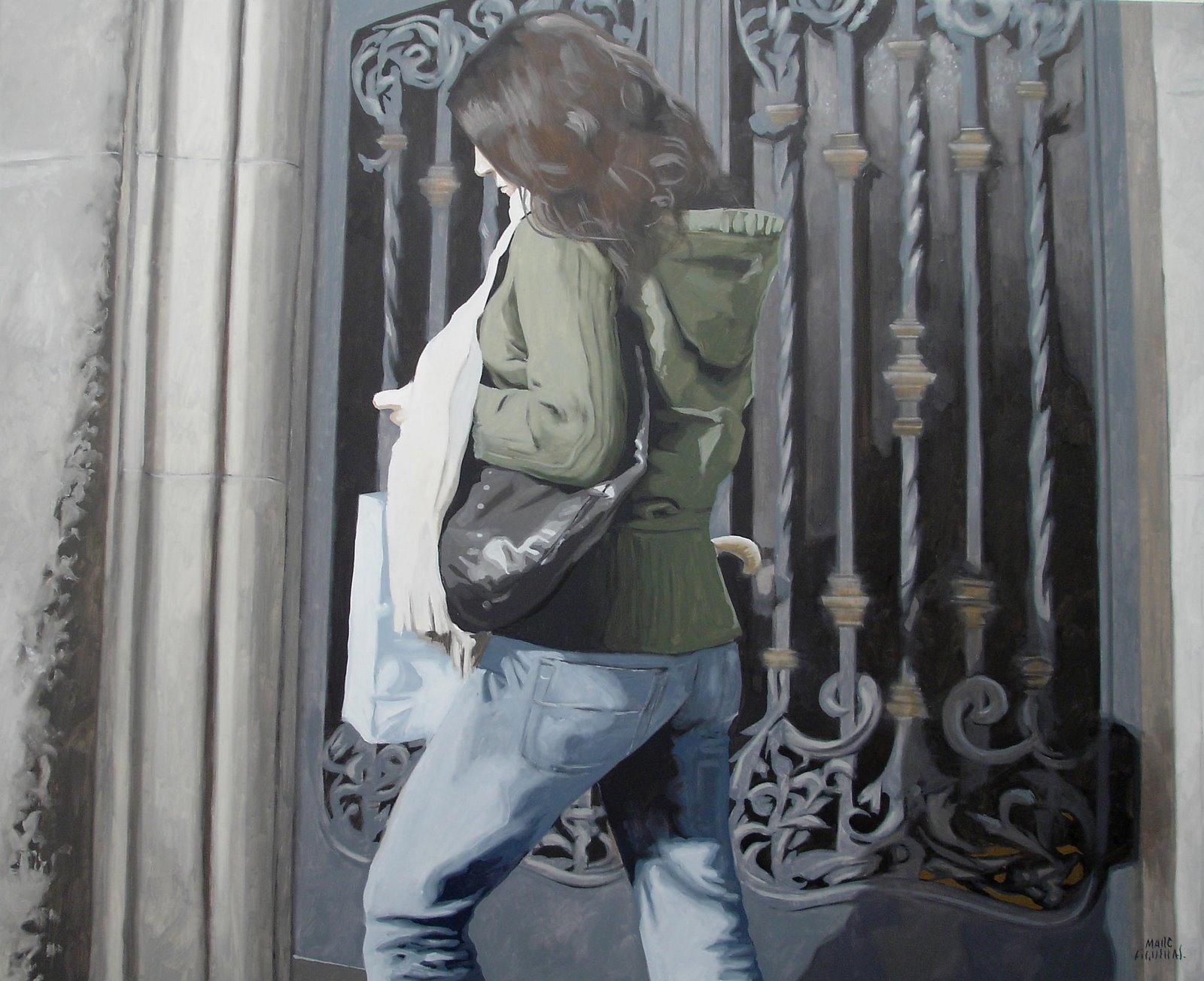 Барселона в картинах, Марк Фигерас, Marc Figueras