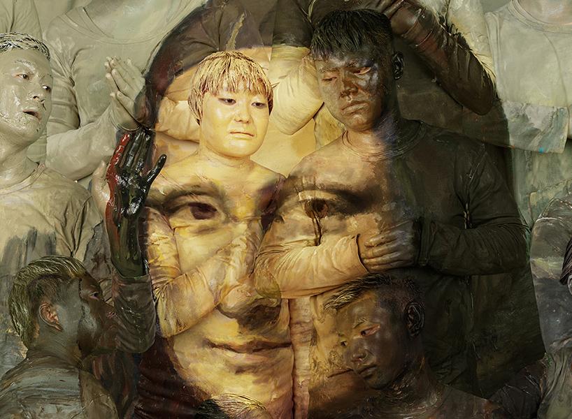 Боди-арт, Лю Болин, Liu Bolin