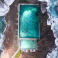 Потрясающие ландшафты Австралии на аэрофотографиях Габриэля Скану