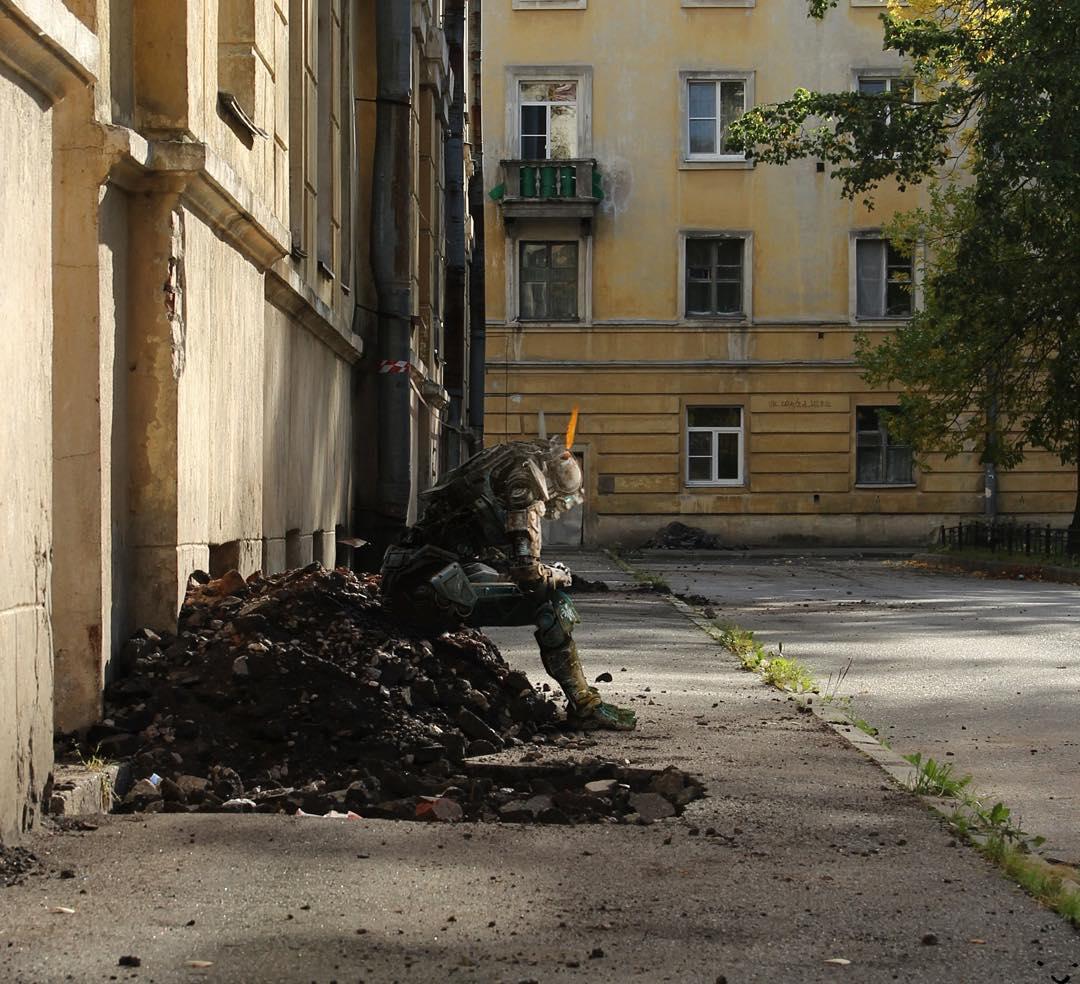 Если бы знаменитые фильмы снимали в России