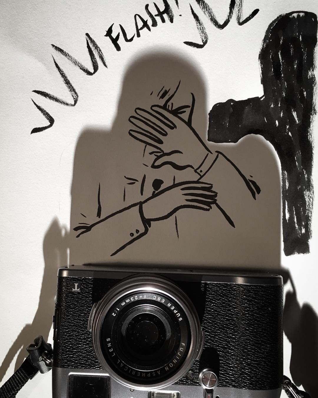 иллюстрации из теней, художник, Винсент Баль, Vincent Bal