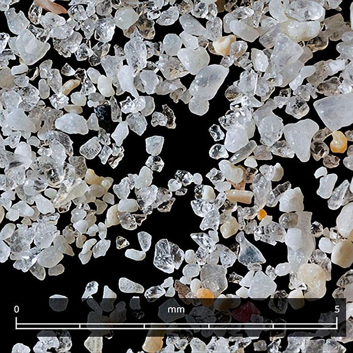 макро-фотографии песка, Гарольд Тэйлор, Harold Taylor