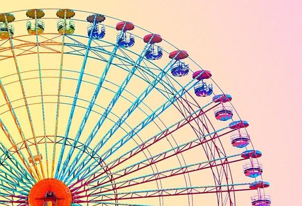 Конфетно-цветной минимализм: фотографии Мэтта Крампа