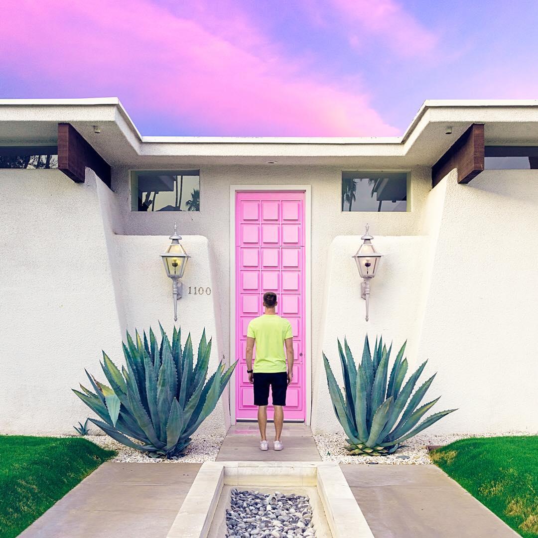 минимализм, фотографии, Мэтт Крамп, Matt Crump