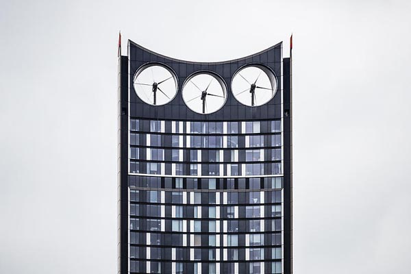 Скрытая красота городских объектов в проекте Сандры Джордан