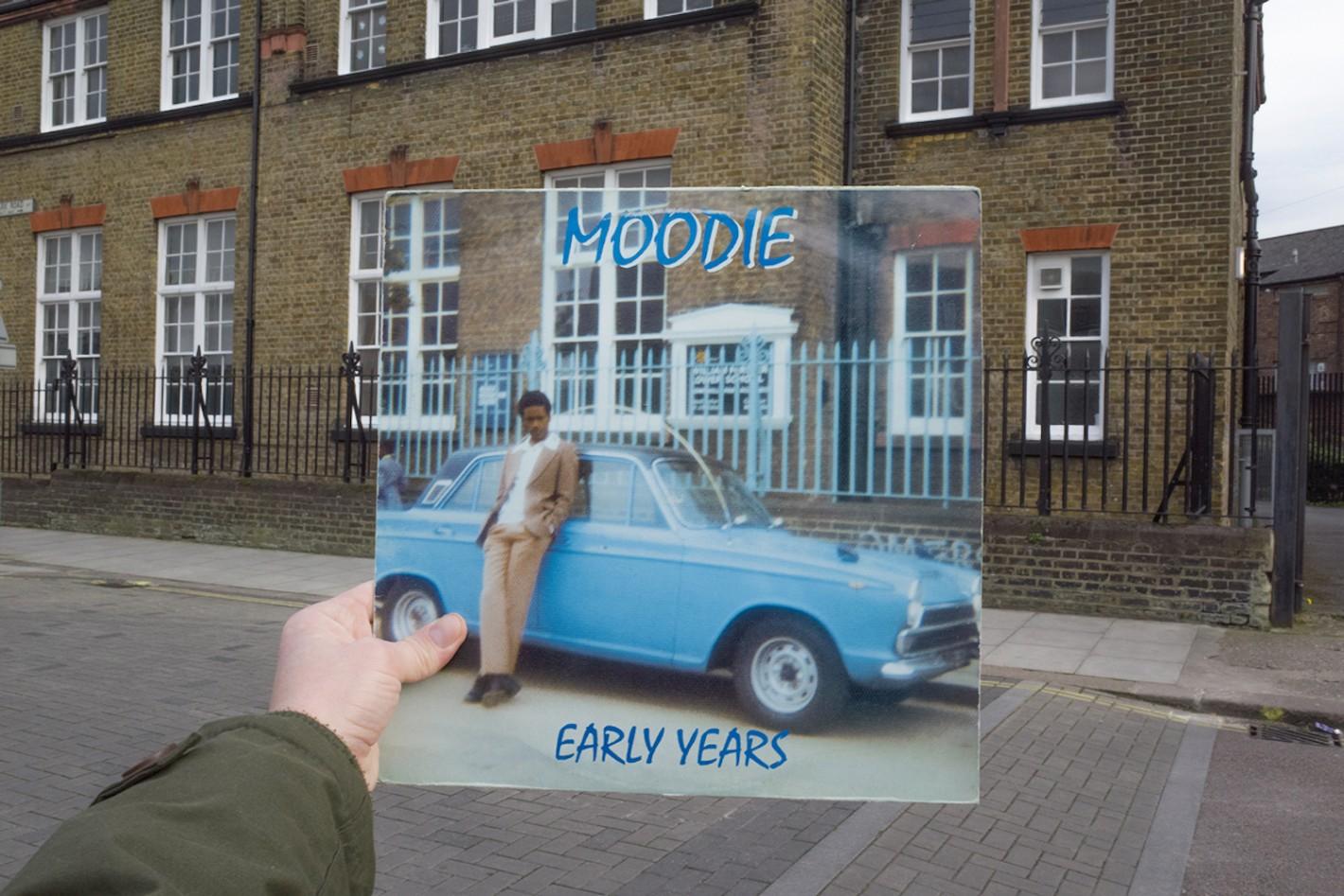места съёмок обложек для регги пластинок в Лондоне, Алекс Бартч, Alex Bartsch