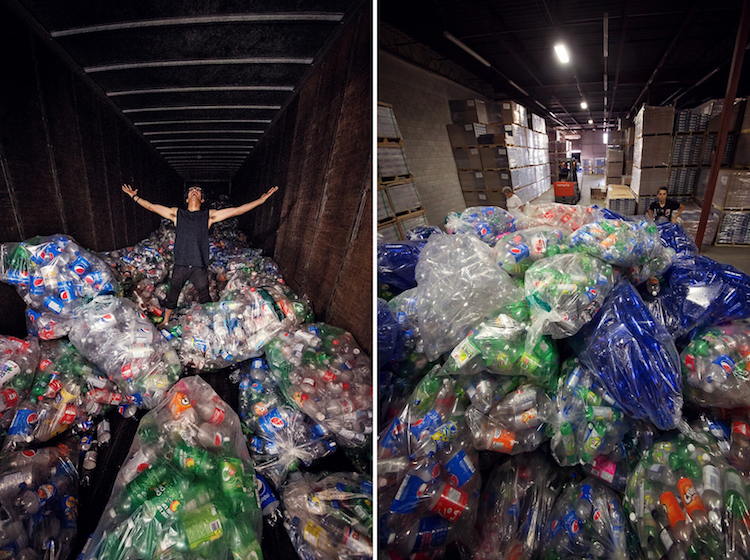 фото-проект, загрязнение окружающей среды