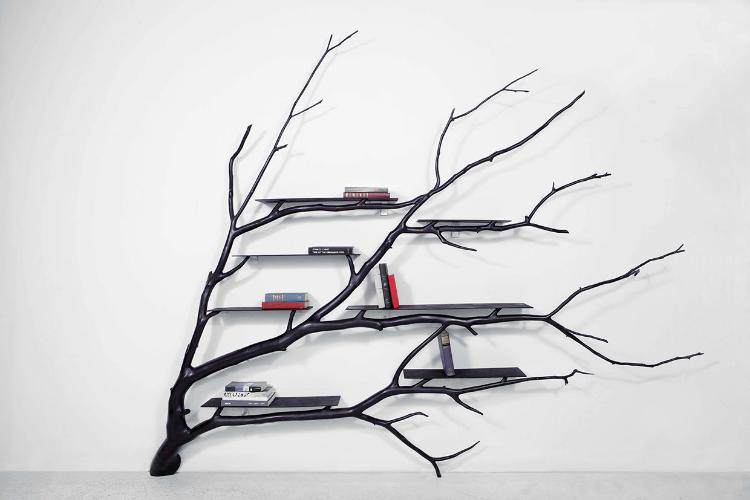 Скульптуры из дерева от Себастьяна Эрразуриса