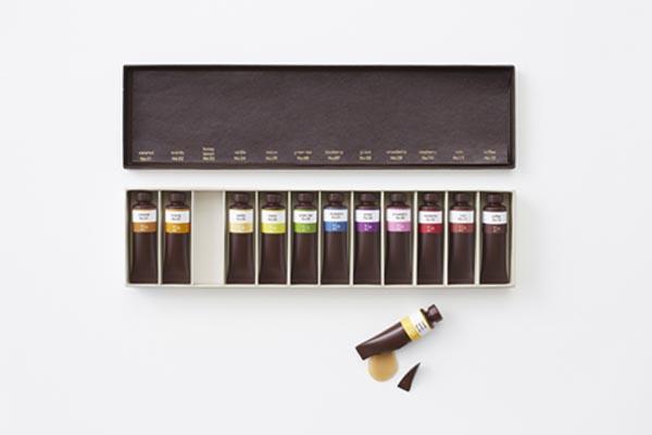 Студия дизайна Nendo: оригинальные кондитерские изделия из шоколада