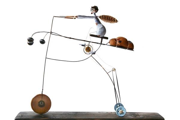 Причудливые скульптуры от Саманты Брайан