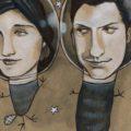 Очаровательные коллаборации от Мики Анджелы Хендрикс и её дочери