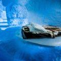 Первый в мире ледяной отель Icehotel 365, действующий круглый год