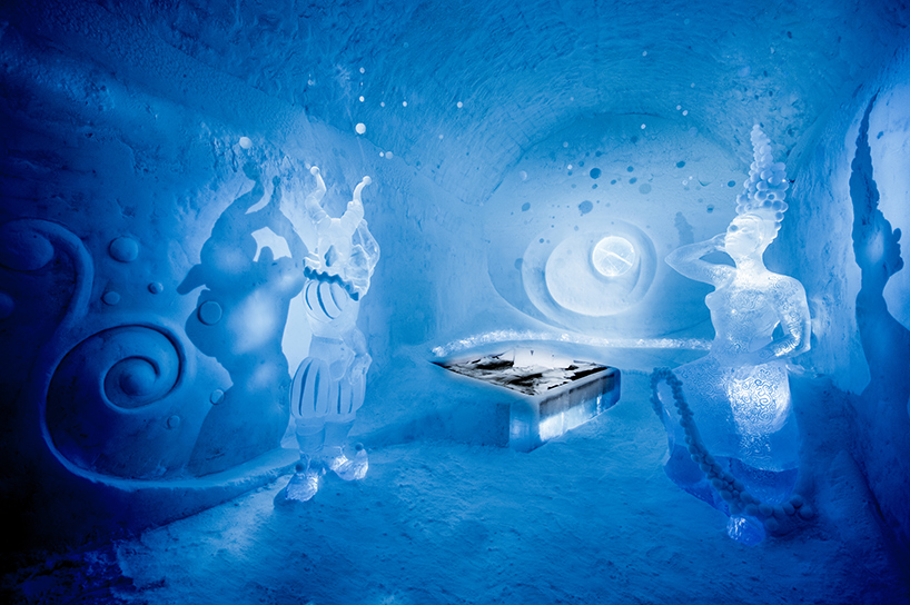 ледяной отель, Icehotel 365