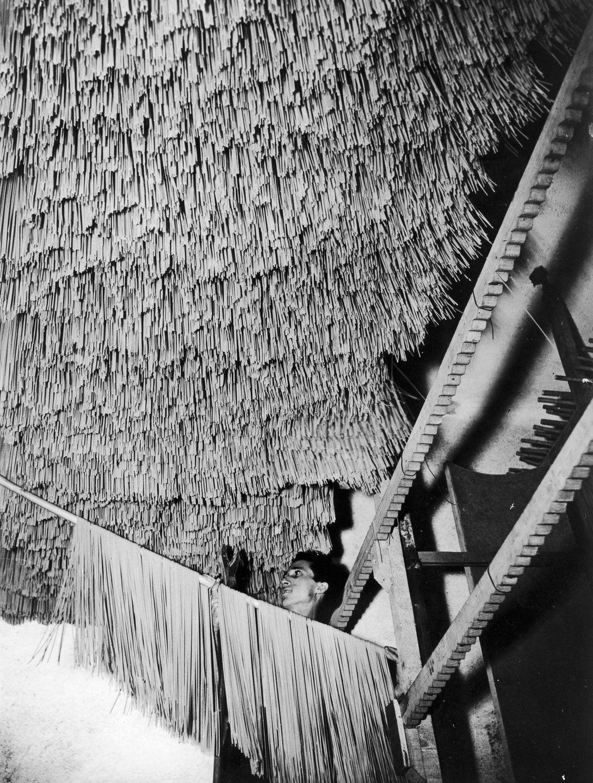 Паста: история и старинные снимки
