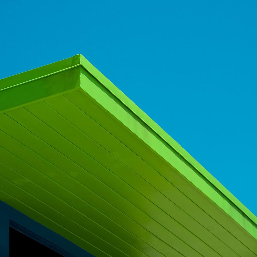 побережье Майами, минималистичные фотографии, Паоло Петиджиани, Paolo Pettigiani