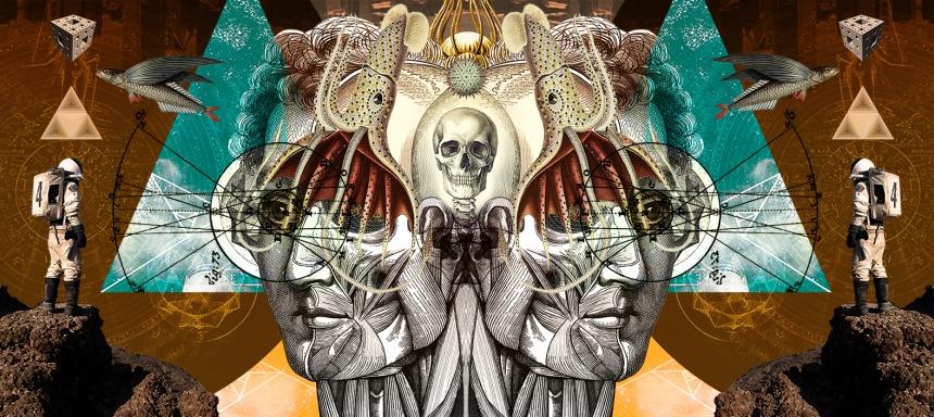 сюрреалистичные коллажи, Эдуардо Мартинес, Eduardo Martinez