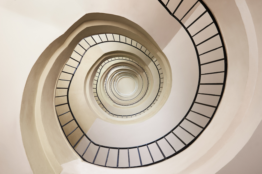 винтовые лестницы, Балинт Аловиц, Balint Alovits