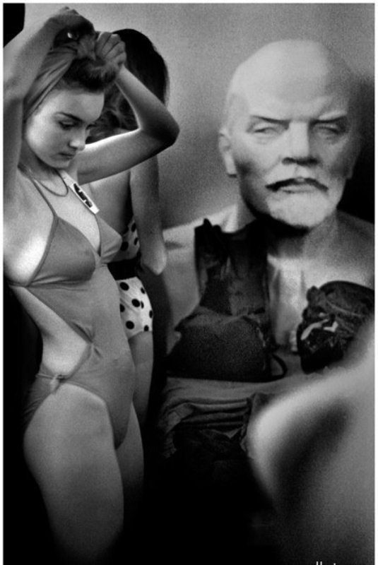 Фотографии первого официального конкурса красоты в СССР «Московская красавица»