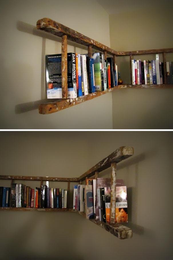 Стремянка или лестница