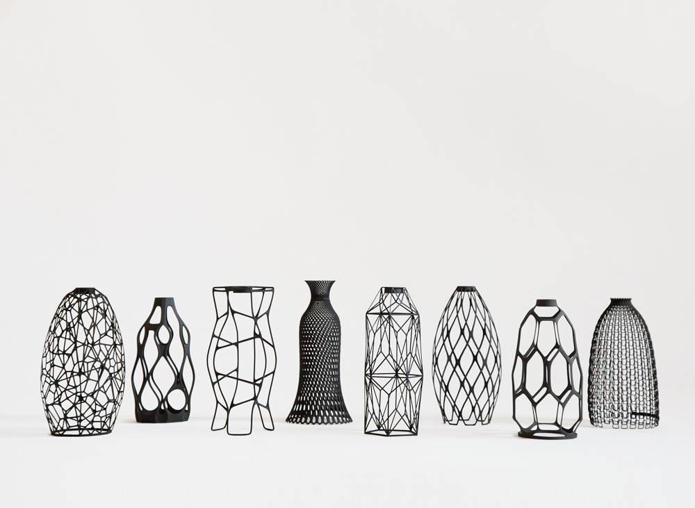цветочные вазы, Либеро Рутило, Libero Rutilo, DesignLibero
