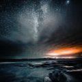 Мерцающие ночные пейзажи в фотографиях Оскара Кесерци