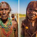 Поразительные портреты племенных женщин Эфиопии