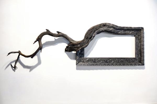 Изящные гибридные произведения от Деррила Кокса