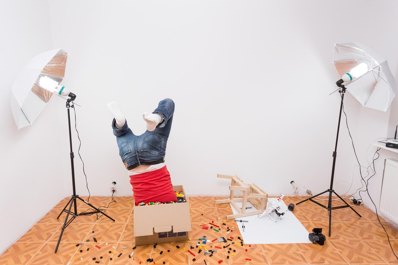 Lego daily project, фотопроект, Михаил Кулеш, Michał Kulesza